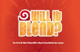 Will it Blend? A Viral Marketing Case Study