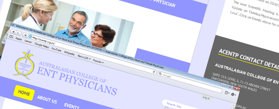 Australasian College of Ear Nose and Throat Physicians