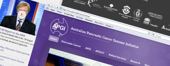 Australian Pancreatic Cancer Genome Initiative