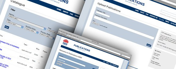 Publications NSW